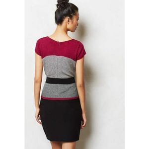 Anthropologie Dresses - Sparrow Anthropologie Serena Sweater Dress